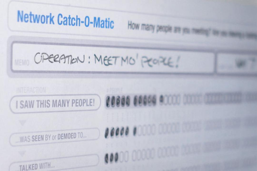 NetworkCatch-o-Matic