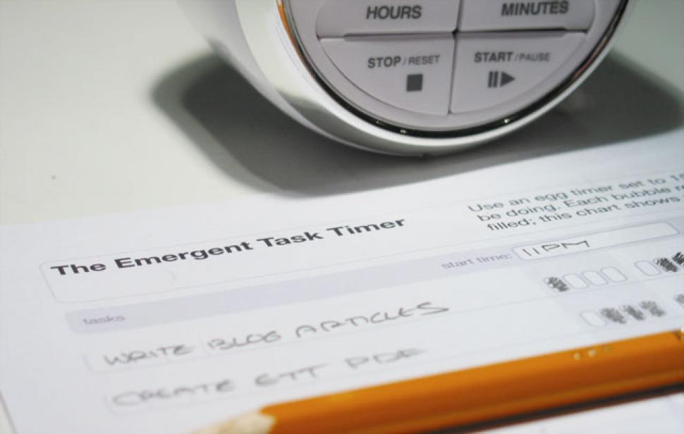 The Emergent Task Timer