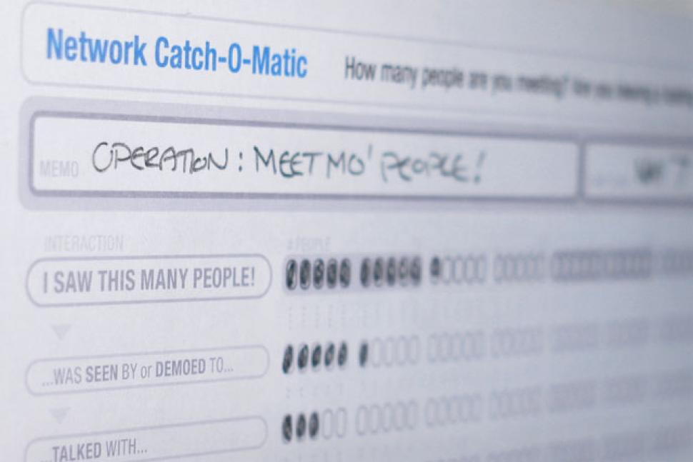 Network Catch-o-Matic