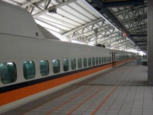 Train-TaichungPlatform