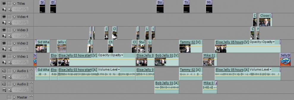 EditingTimeline