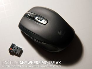 Logitech Anymore Mouse MX