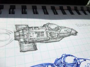 SpaceshipCloseup