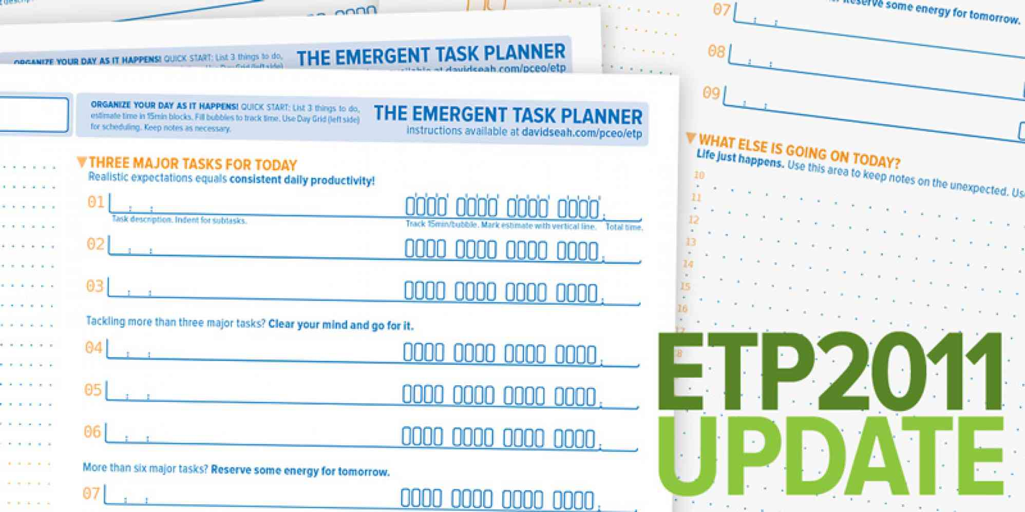 """The Emergent Task Planner"""