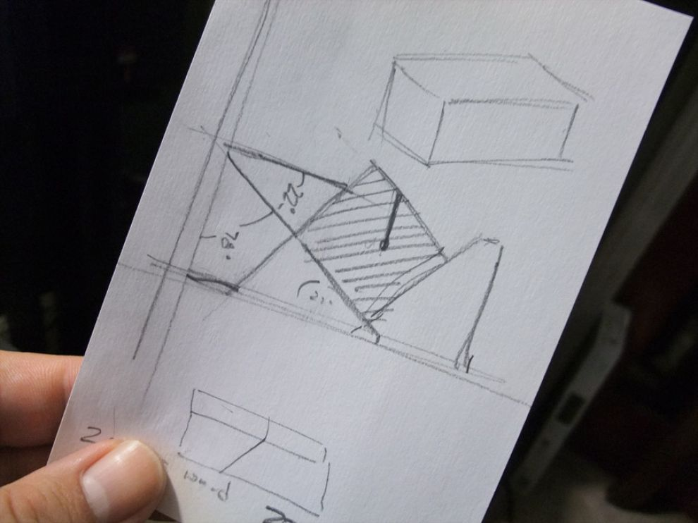 Theidea,sketchedona4x6