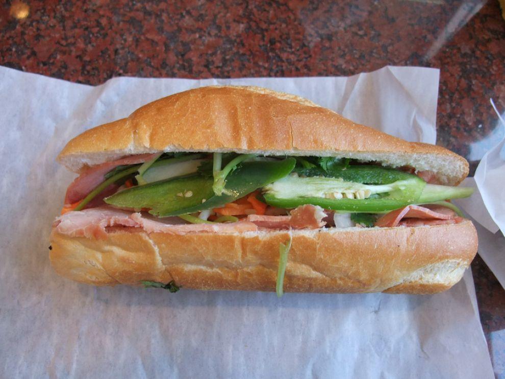 BanhMiSandwich