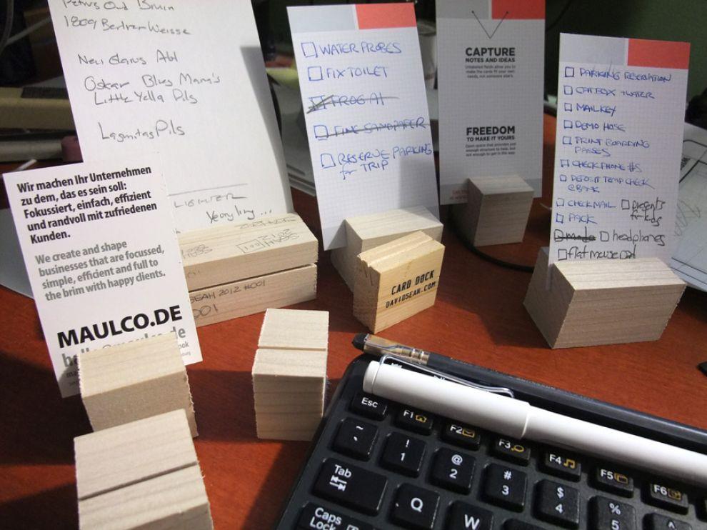 CardBlockExperiments