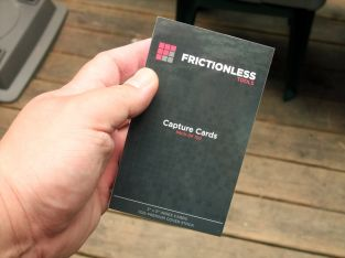 Frictionless Capture Cards by Aaron Mahnke