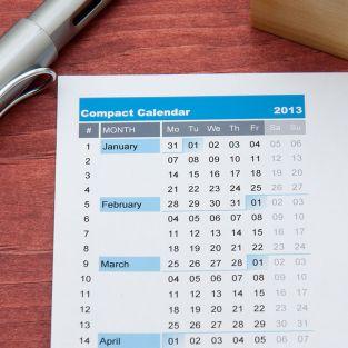 CompactCalendar2013