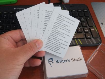 Writer'sStack