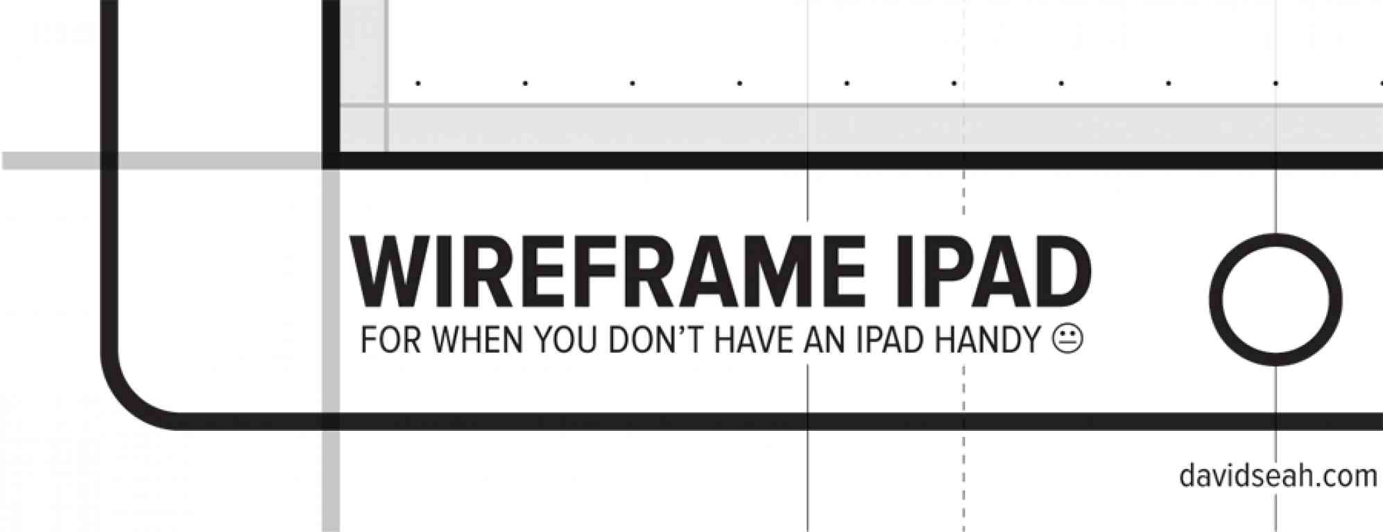 """WireframeiPadTemplate"""