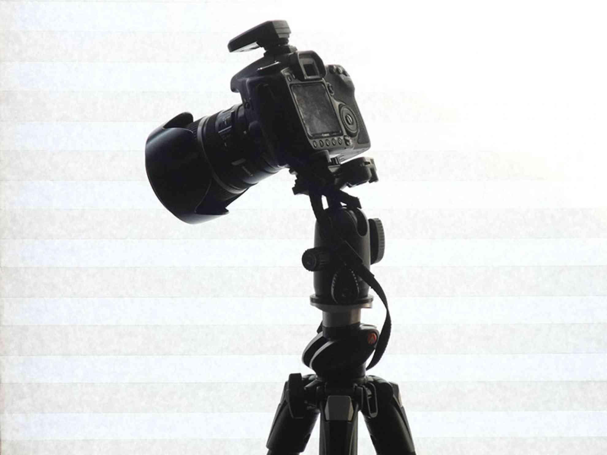 CanonEOS40DandManfrotto055XPROBTripod,498RC2BallHead