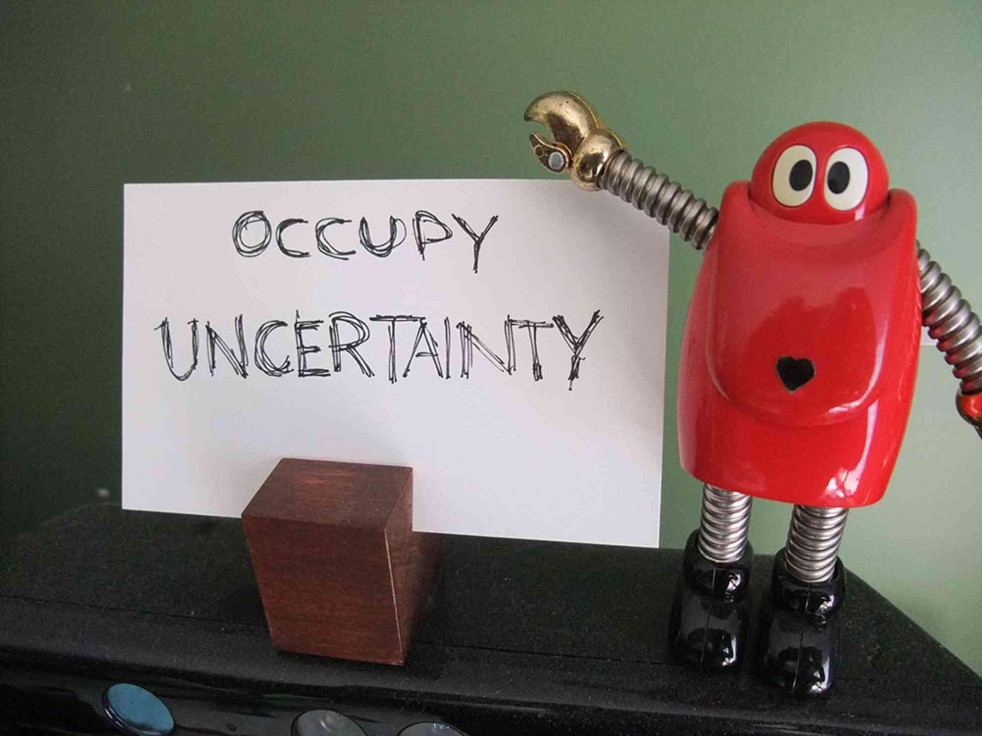 OccupyUncertainty!