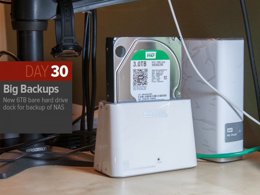 "��""Nov 30: Backup the Backup"