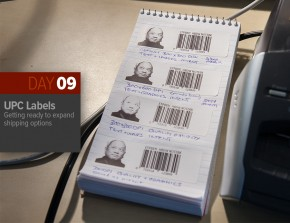 "��""Nov 09: UPC Labels"