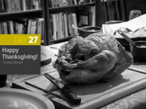"��""Nov 27: Turkey Dinner"