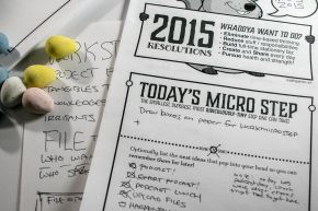 "��""Day 08: Making a Project Sheet"