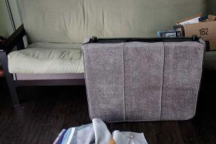 CouchHerringbone