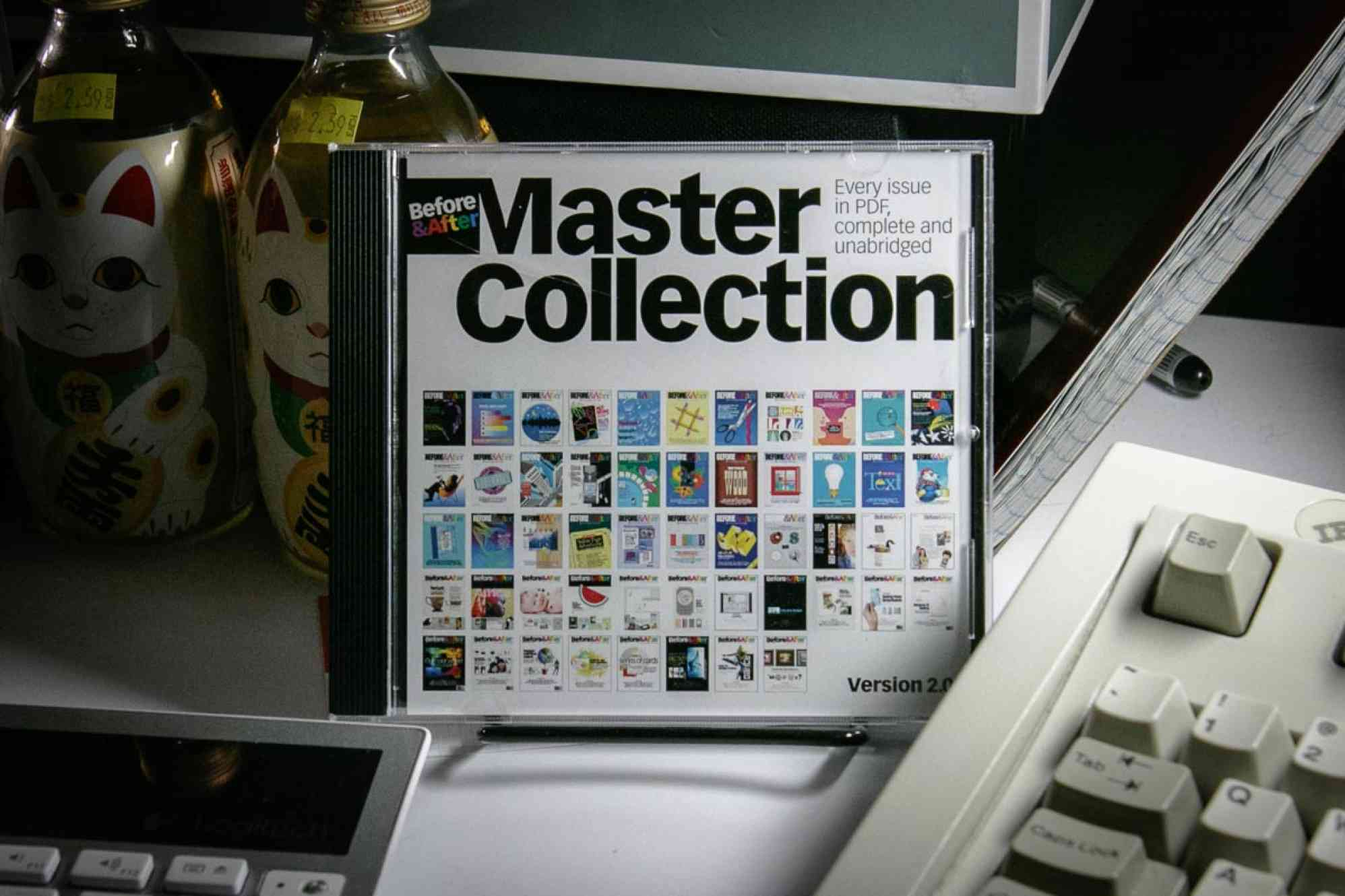 """Master Collection Before & After Magazine"""