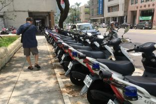 PoliceScooters