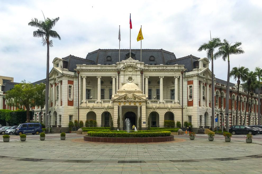 Old Taichung City Hall