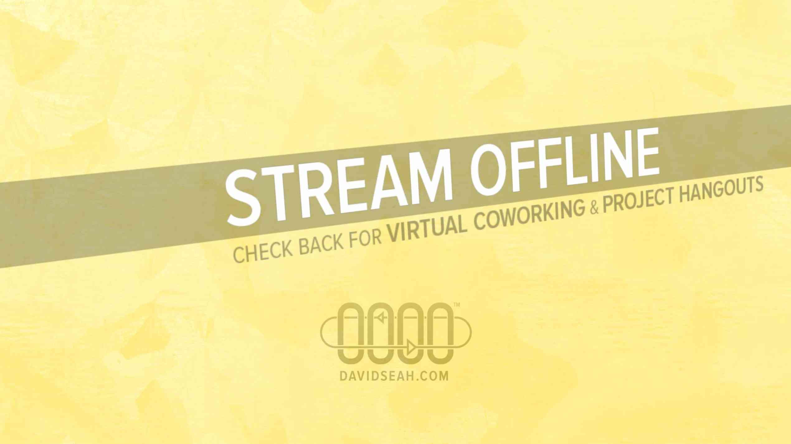 Old version of YouTube offline screen