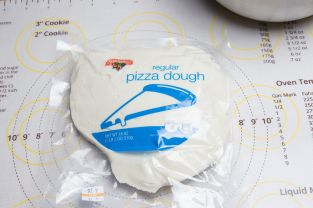 Pizza Dough in a Bag