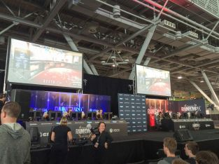 Rainbow Six Seige Pro Gaming Area