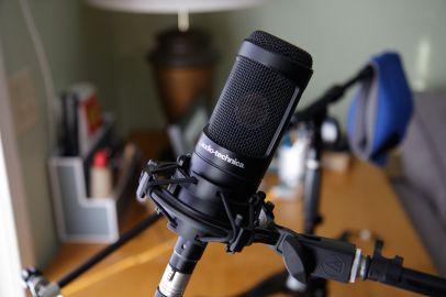 AudioTechnica2035LargeCondenserMicrophone