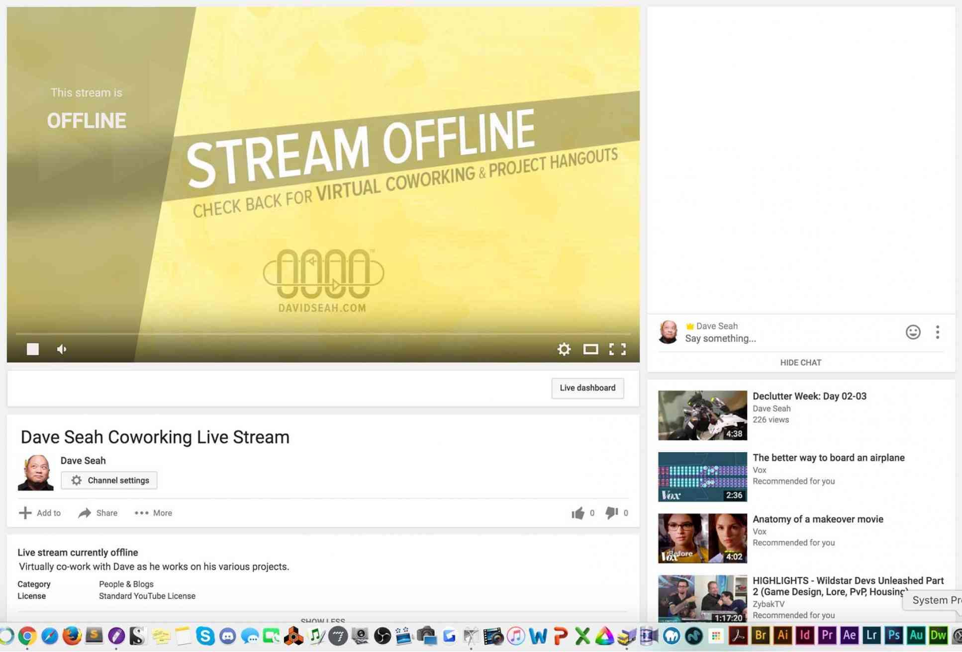 """LiveStreamingandCoworking"""
