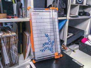 Anewpapercutter