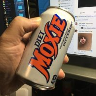 """Having the moxie to make a change"""