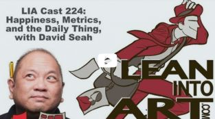 Lean into Art Guest Dave Seah