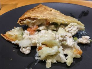 Whole Foods Chicken Pie