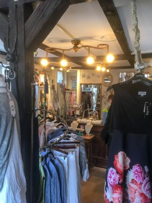 Inside Alice Blue Boutique April 2018