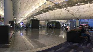 ArrivalTerminalHongKongInternational