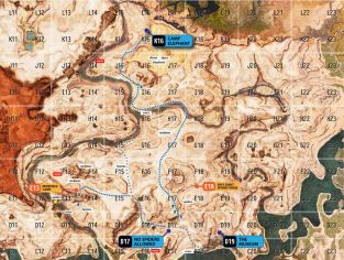 Conan Exiles Base Map