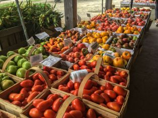 Heirloom Tomato Season