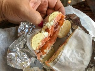 Bagel Nosh in New Brunswick