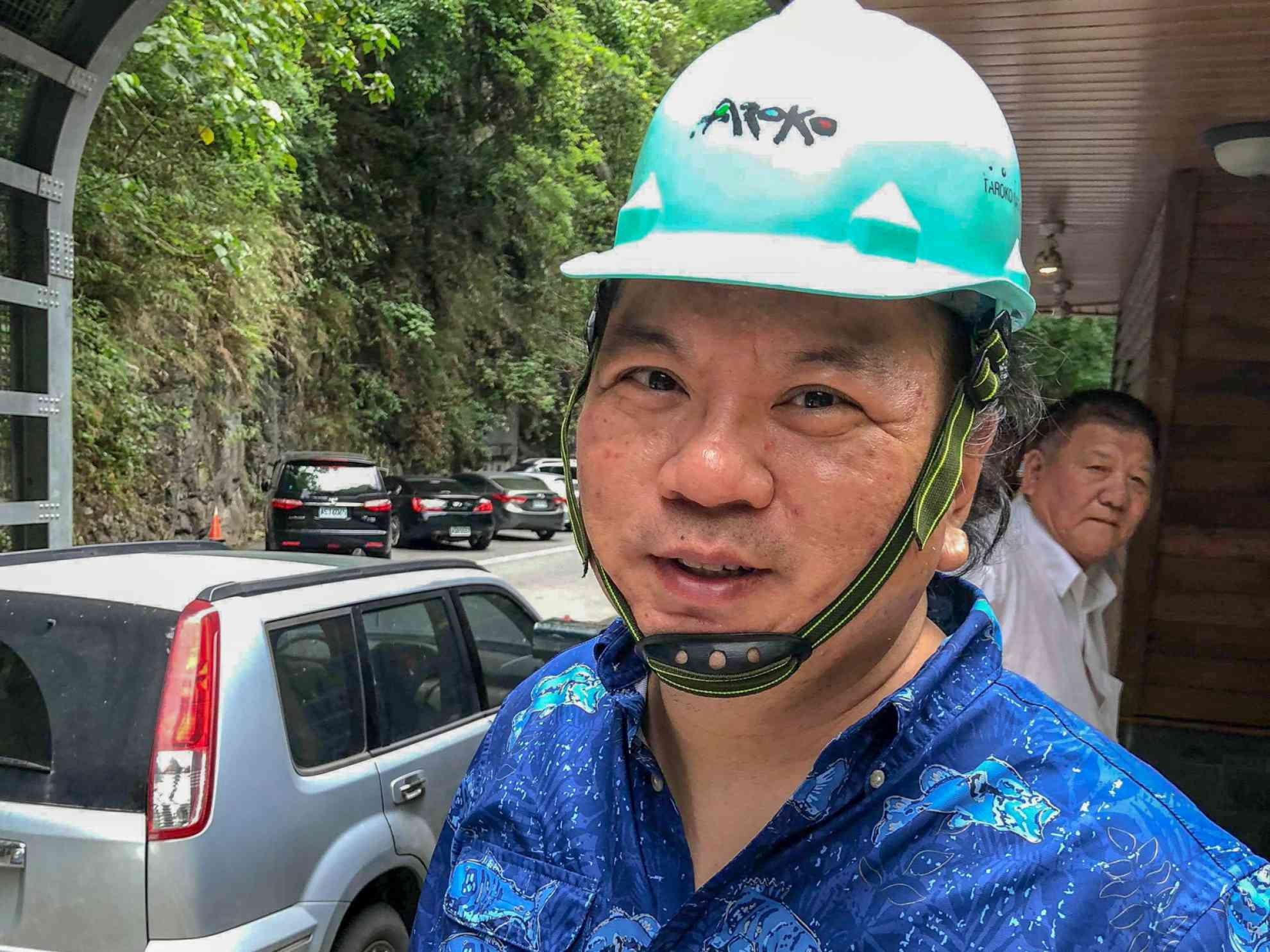 Taroko Gorge Hard Hat