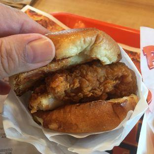 Popeye'sChickenSandwich