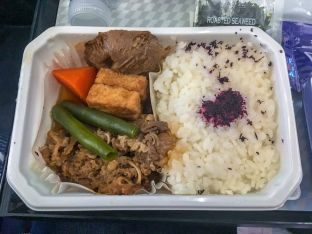 All Nippon Airlines Dinner Bento