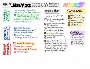 July22WeekPlan