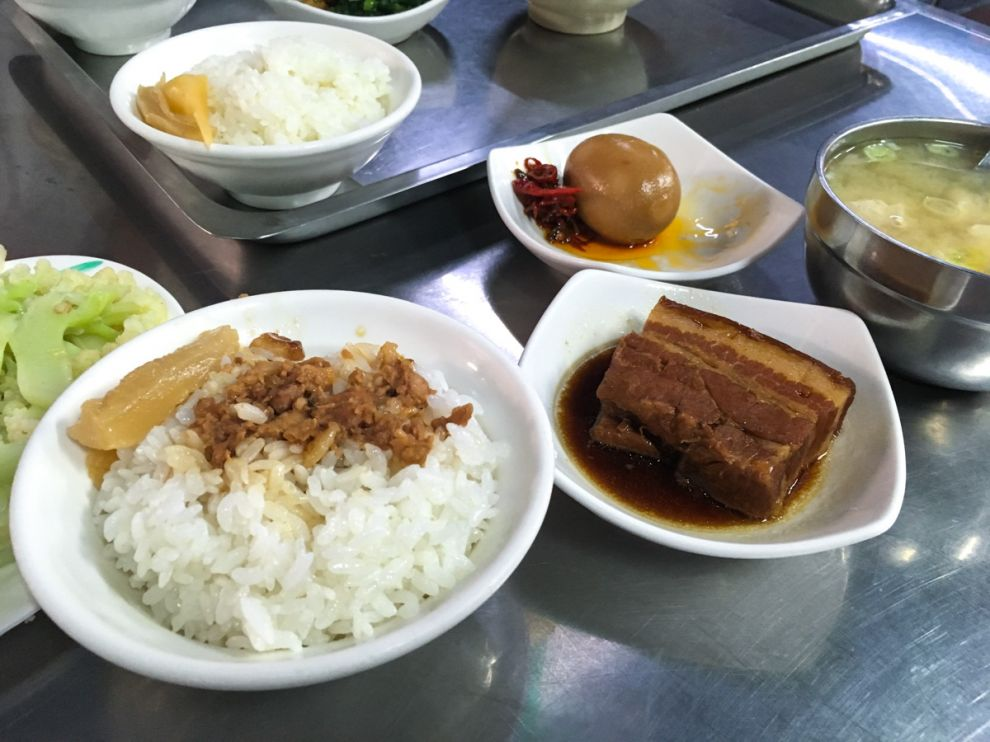 One kind of Taiwanese Traditional Breakfast