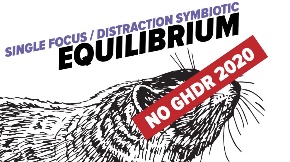 Groundhog Day Do Over: Equilibrium