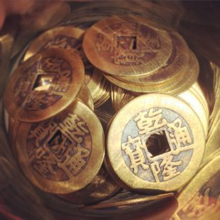 Chinese-stylecoins