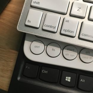 KeyboardHellisCtrl-Fn-Ctrl