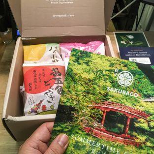 SakuraSnackBox