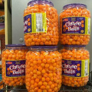 TemptingCheeseballs