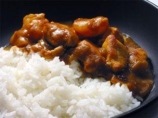 Curry,Mmm
